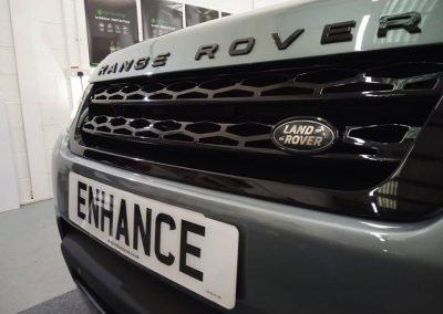 Land Rover Detailing Wrapping Branding Enhance NE Ltd