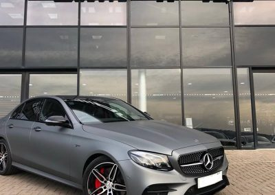 Mercedes AMG Detailing Services Enhance Newcastle detailing and Wrapping