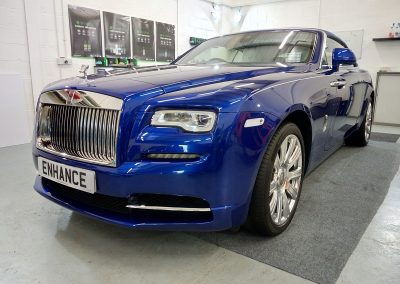 Rolls Royce Detailing Wrapping Branding Enhance NE Ltd 1