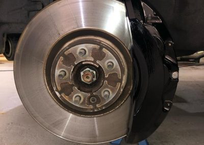 Brake Caliper Painting Enhance NE Detailing