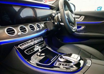 Enhance NE North East Branding Detailing Wrapping car interior styling
